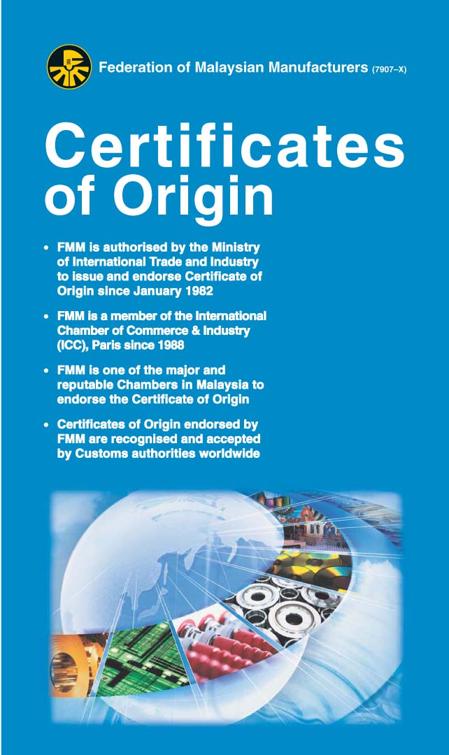 Doc801985 Certificate of Origin Template Certificate of – Sample Certificate of Origin
