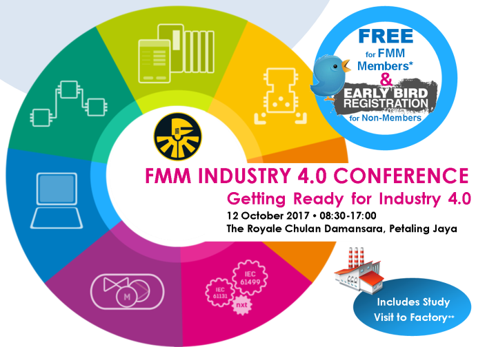 FMM Industry 4 0 Conference: Getting Ready for Industry 4 0