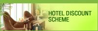 Hotel Discount Scheme